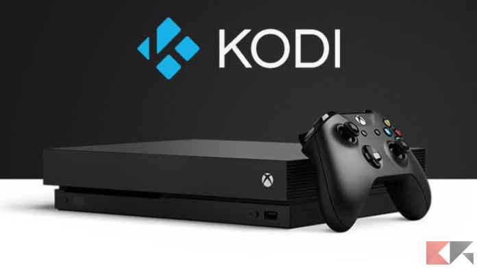 Setup Kodi on Xbox Xbox One