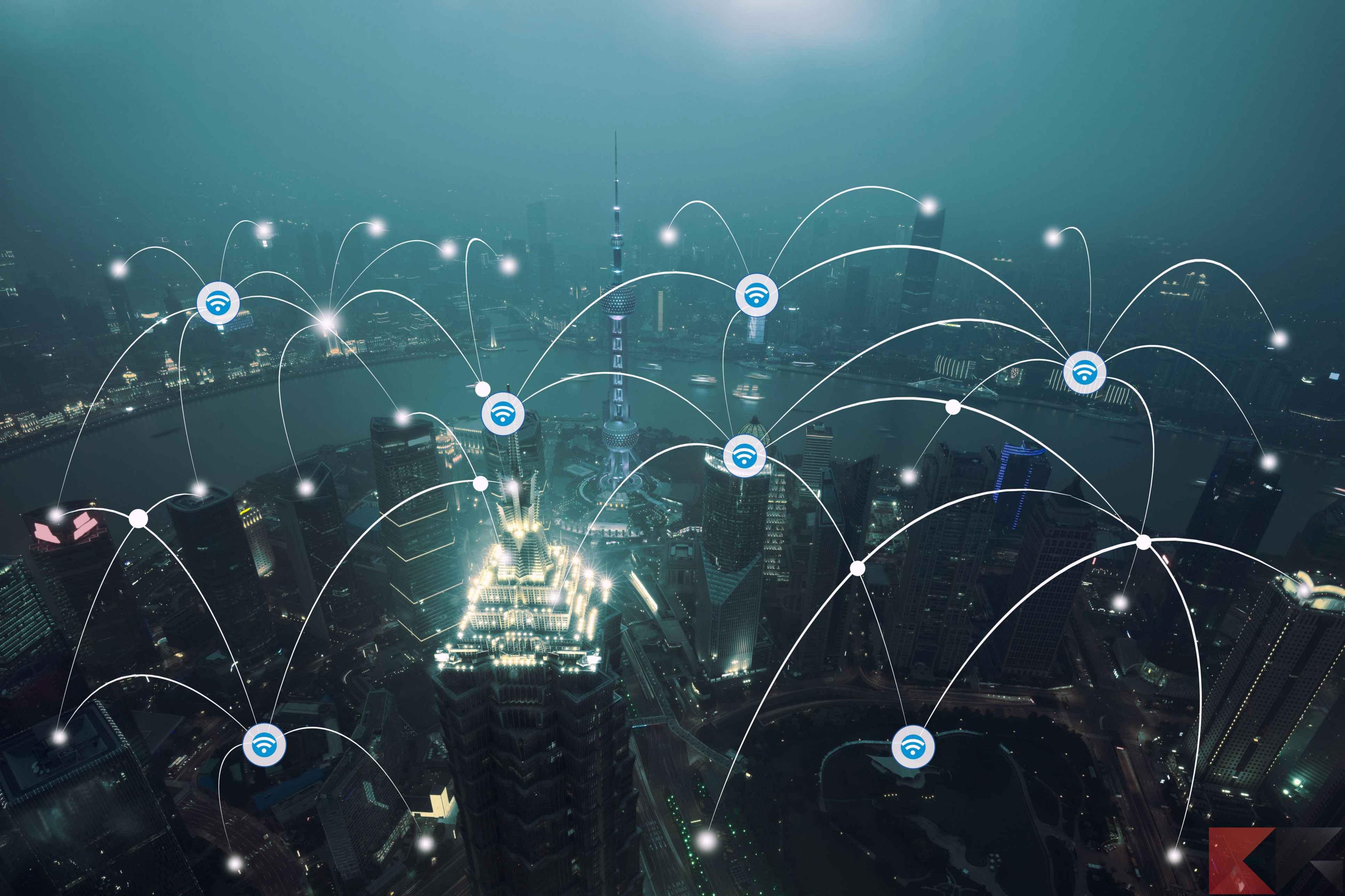 come estendere rete wifi