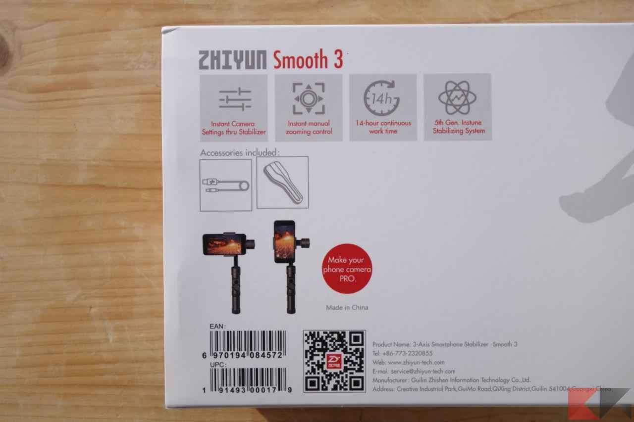Zhiyun Smooth 3
