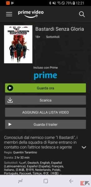 amazon prime video download