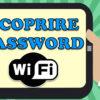 vedere password WiFi