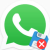 whatsapp foto cancellate