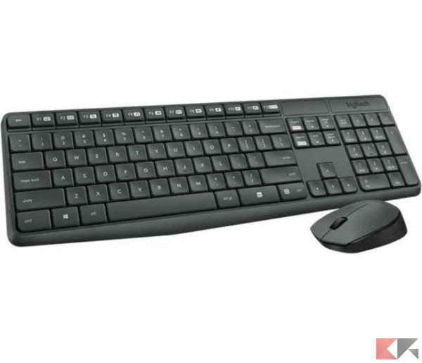 Come assemblare un PC: mouse e tastiera
