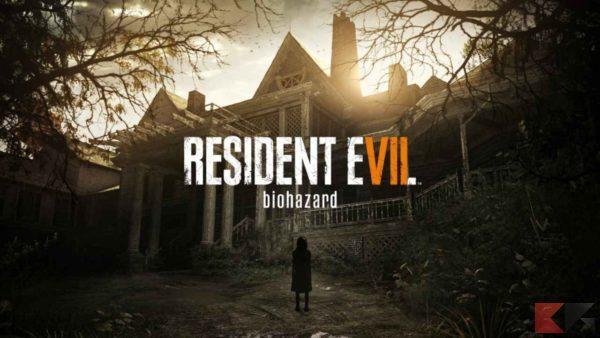 Resident Evil 7 Biohazard 1280x720