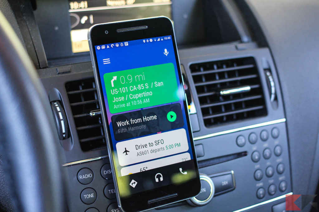android auto - app