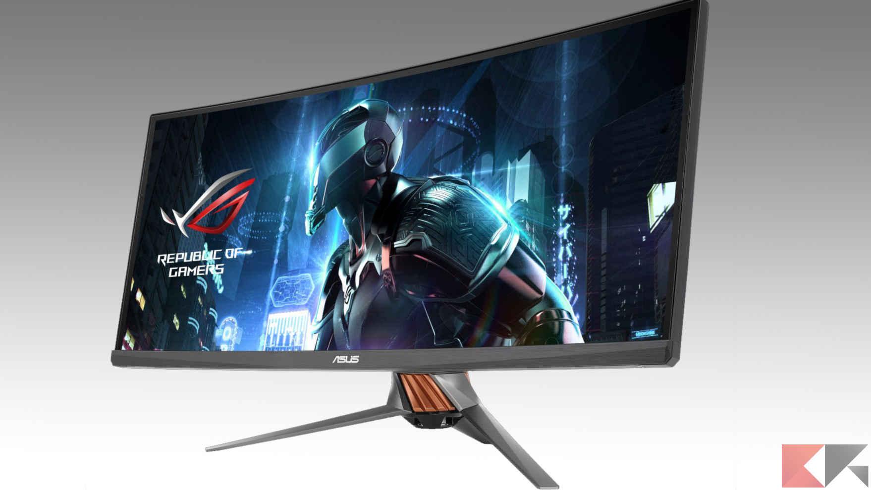 monitor curvo gaming 2