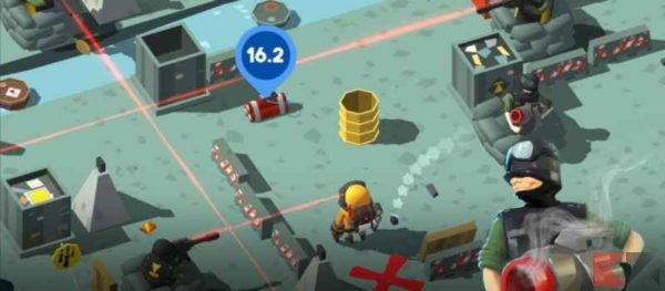 giochi senza wifi: Bomb Hunters