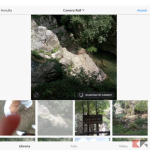 Come caricare foto su Instagram da PC - ChimeraRevo