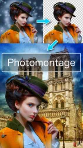 Fotomontaggi iPhone