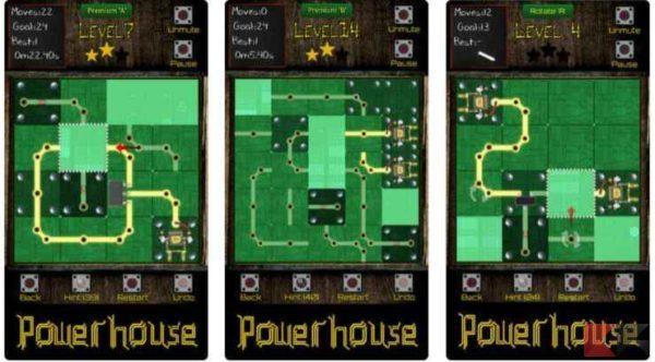 powerhouse circuit scramble