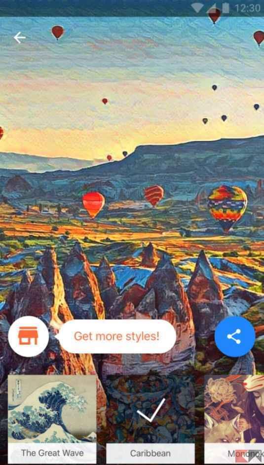 Fotomontaggi Android