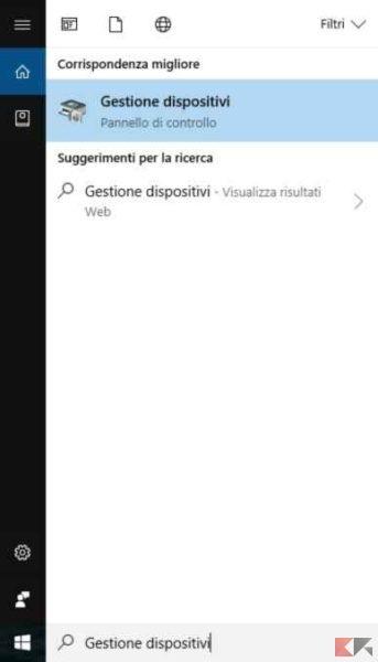 risolvere problemi Bluetooth Windows 10