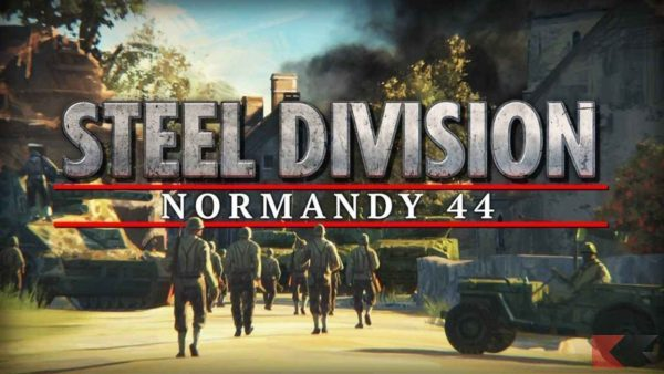 steel division normandy