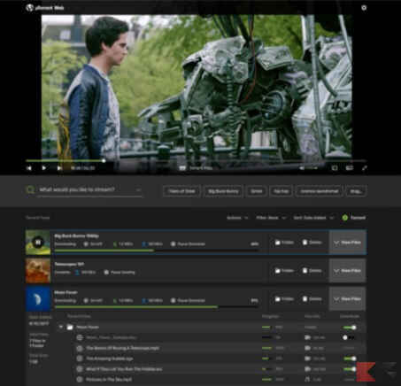 μTorrent Web