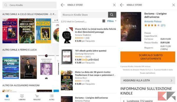 app per scaricare libri