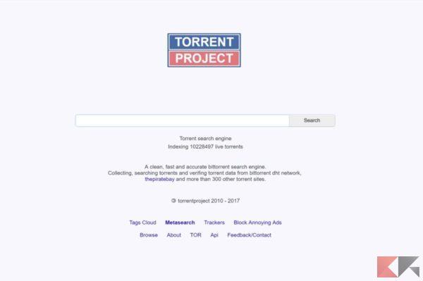 scaricare musica da uTorrent
