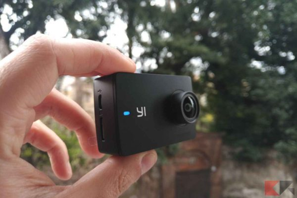Yi Discovery Action Camera: la migliore Action Cam economica?