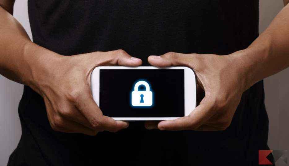 aumentare sicurezza smartphone