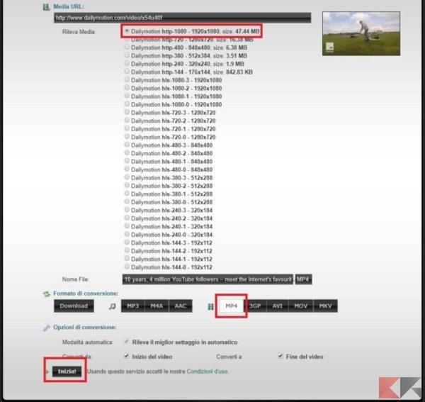 come scaricare video da DailyMotion - Copia