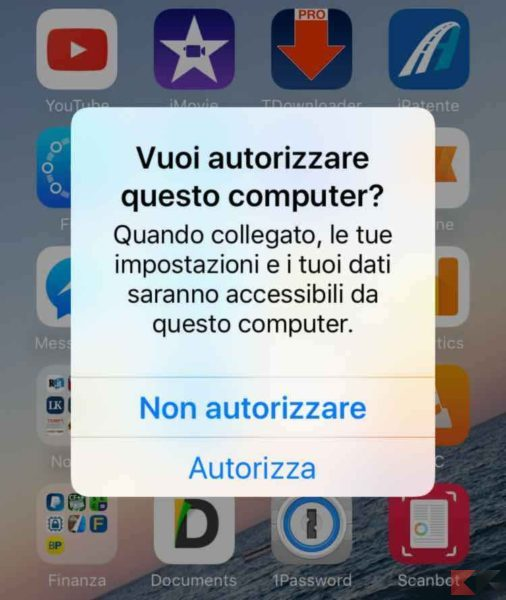 Come collegare iPhone alla TV