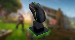 mouse gaming wireless 2
