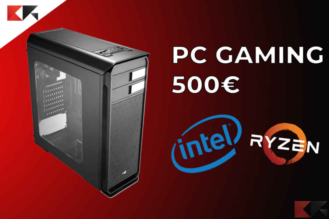 pc gaming 500 euro 2019