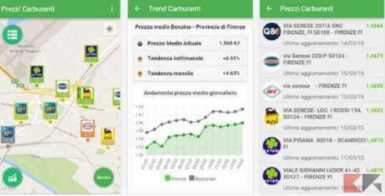 app per trovare distributori