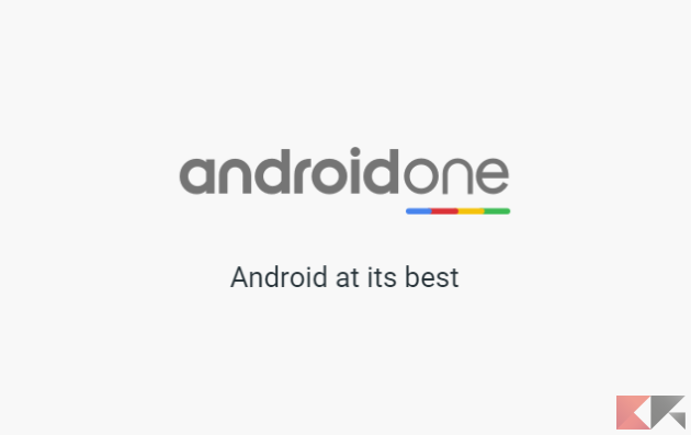 smartphone con android one