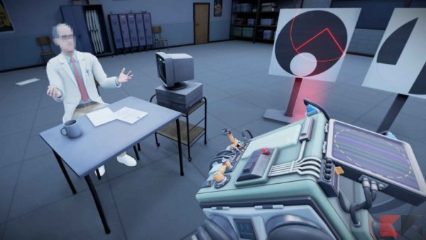 PlayStation VR: Statik