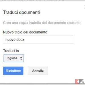 traduzione google drive 2