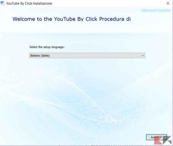 youtubebyclick