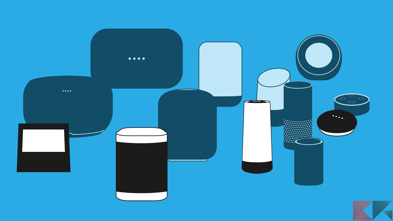 Assistente vocale Smart Home