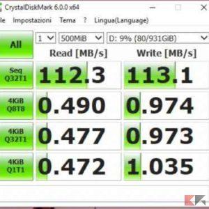 CDB 500mb hard disk