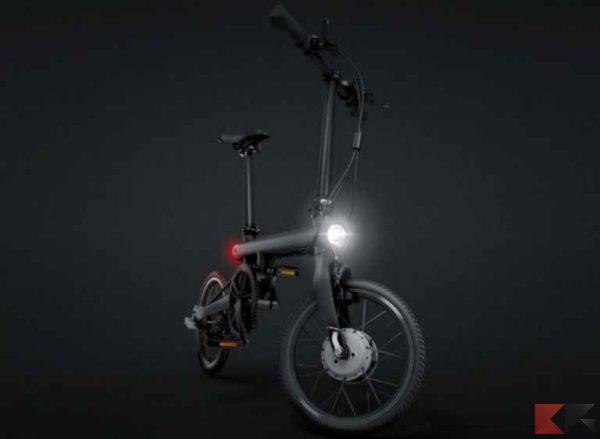 Xiaomi QiCycle - bici elettrica o pedalata assistita - quale comprare