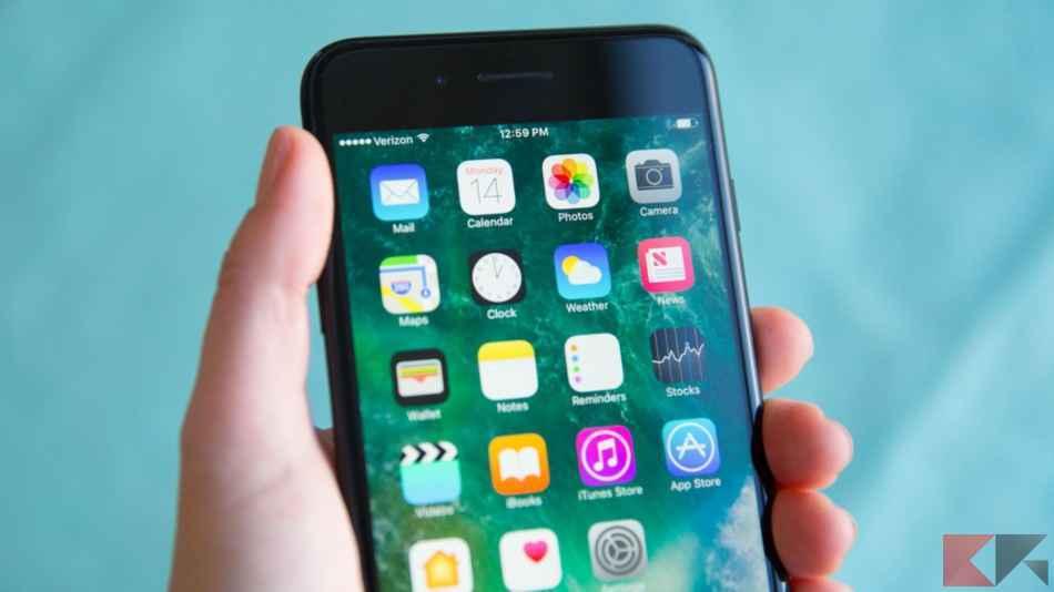 applicazioni essenziali iphone