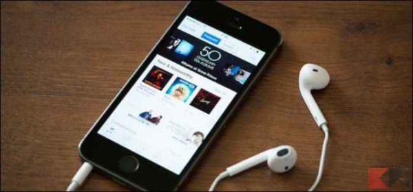 applicazioni musica iphone