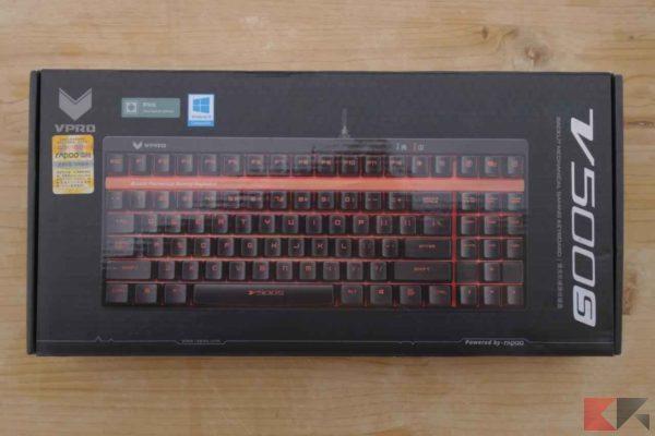 Rapoo VPRO V500S