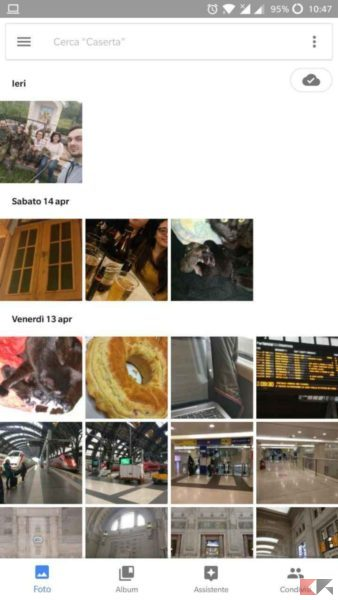 Apple Foto vs Google Foto