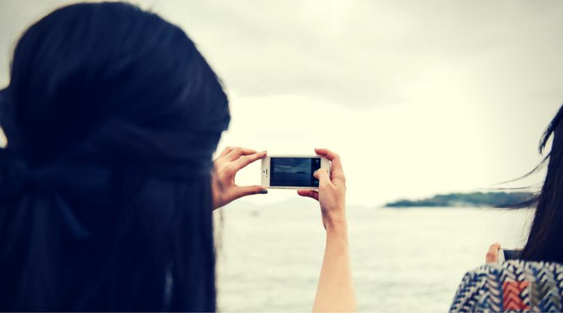 sacttare foto migliori con iphone