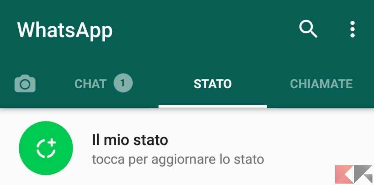 storie whatsapp