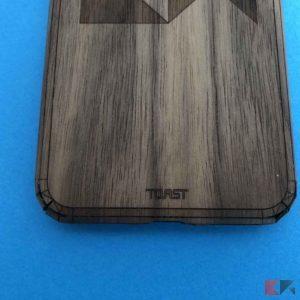 toast made iphone x