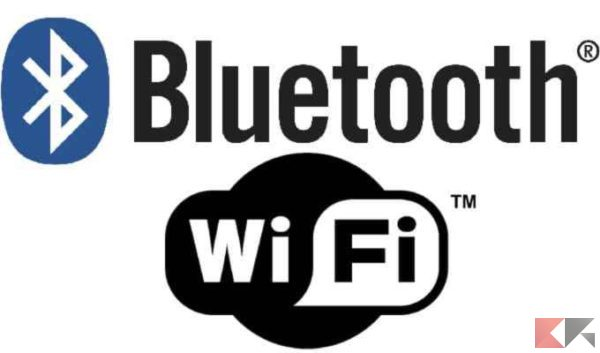 wifi e bluetooth