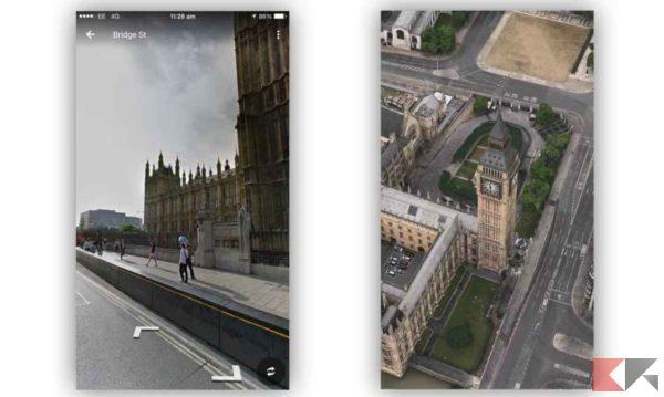Google Maps vs Apple Maps 4