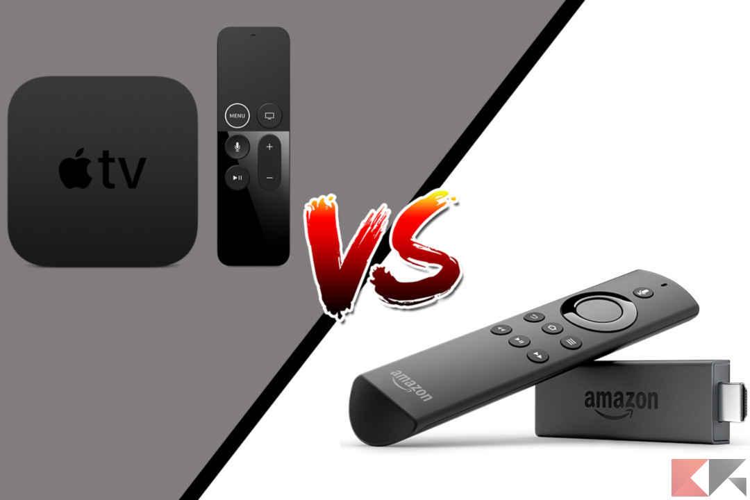 apple tv vs fire tv stick