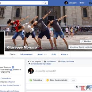 scaricare tutte le foto facebook