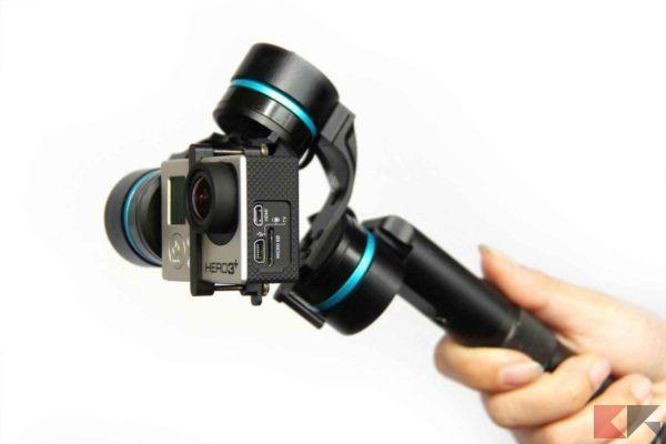 Gimbal GoPro: i migliori da comprare