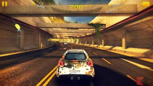 giochi auto iPhone