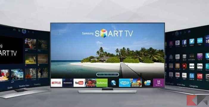 smart tv domotica
