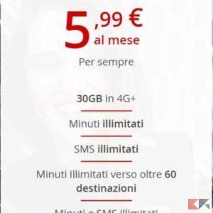 offerta iliad italia