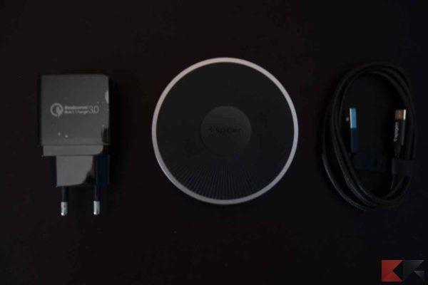 Caricatore Wireless Spigen F306W